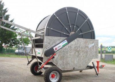 Automatinio laistymo mašina (ritė) LEGEND nerūdijančio plieno
