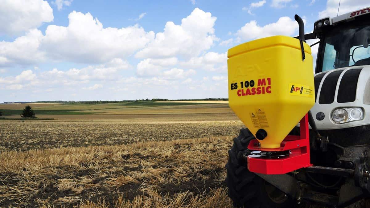 ES 100 M1 Classic elektrinė žolių sėklų sėjamoji