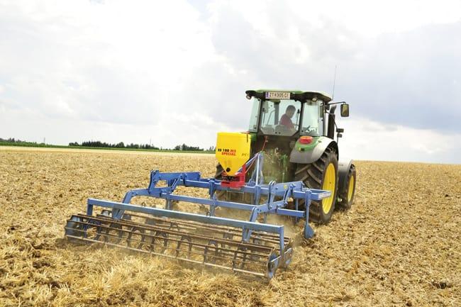 Elektrinė žolės sėklų sėjamoji ES100 M3 Special