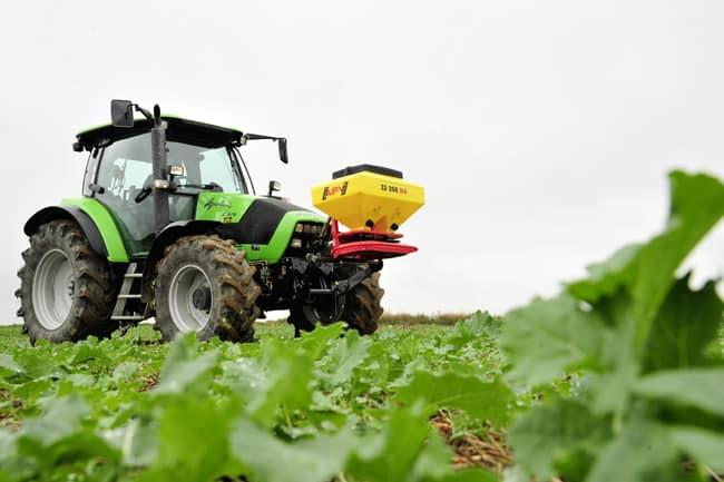 Elektrinė žolės sėklų sėjamoji ZS 200 M4 žolėms ir rapsui