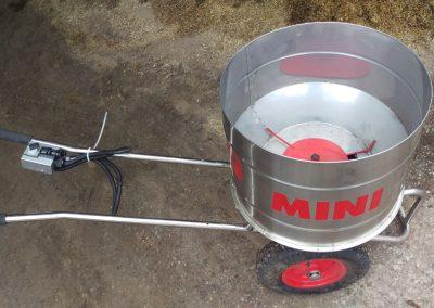 Kreiktuvas kreikti gesintoms kalkėmis AG Mini pagamintas iš nerūdijančio plieno (1)