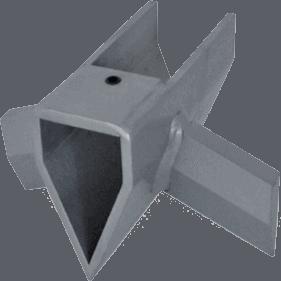Kryžminis kapojimo pleištas malkų skaldyklei SF130, SF170 ir SF200