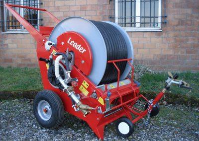 Automatinio laistymo mašina Leader 32 laistyti vejai, daržovėms