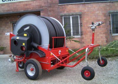 Automatinio laistymo mašina Leader 50 180m laistyti daržovėms