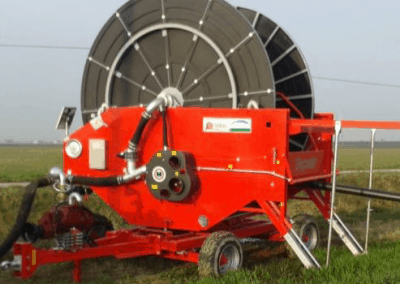 Automatinio laistymo mašina ORMApiogg EXCLUSIVE paruošta laistymui