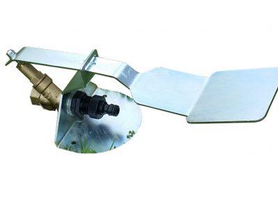 Laistymo mašinos Passeggiando vandens stabdymo vožtuvas