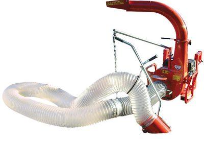 Lapų vakuuminis siurblys JUMBO parkų priežiūrai