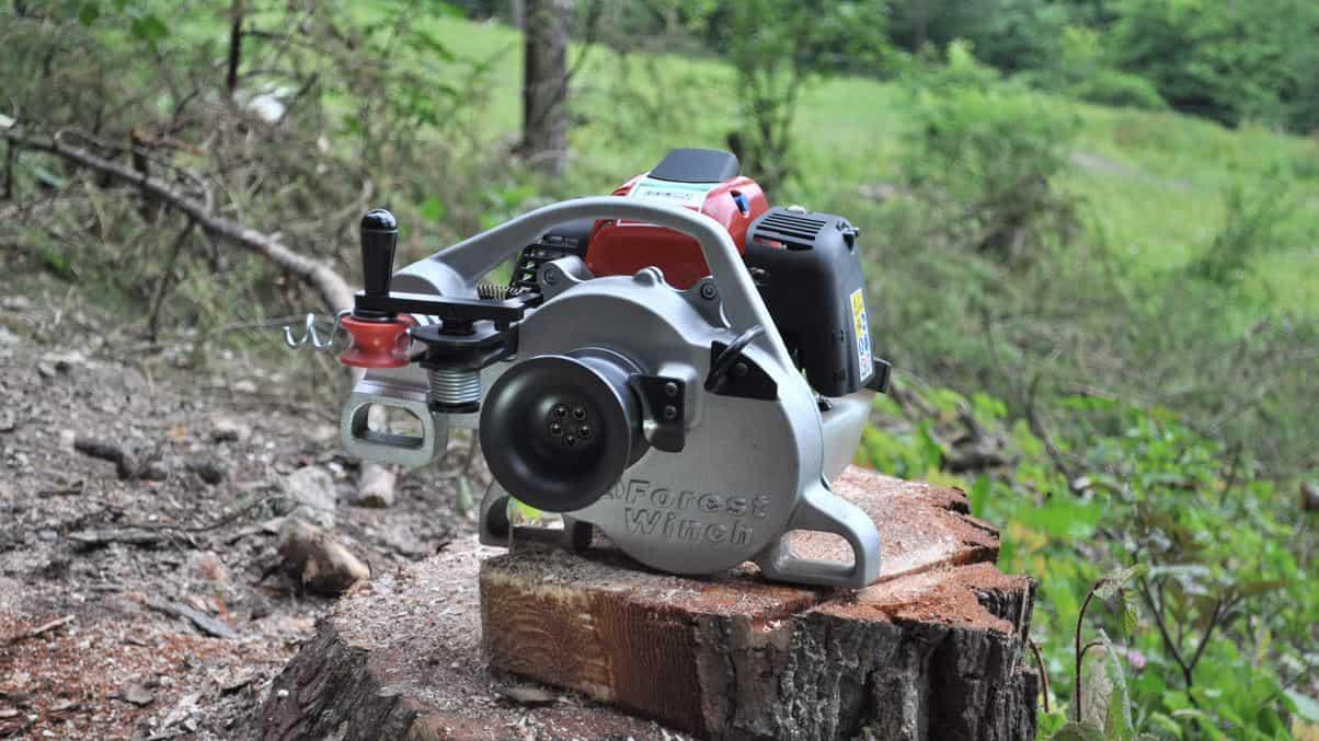 Tempimo kėlimo gervė VF80 BOLT
