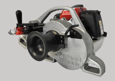 Tempimo (traukimo) - kėlimo gervė ForestWinch VF80 BOLT