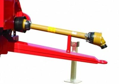Tomahawk tempimo sija su žiedu ir atramine reguliuojama stovėjimo koja