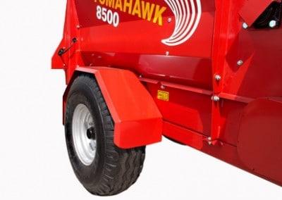Tomahawk 8500 purvasargiai