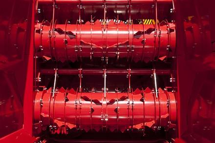 Tomahawk 1010 didelio diametro kryžminio mušimo būgnai