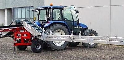 darzoviu derliaus nuemimo transporteris NU940