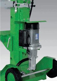 Malkų skaldyklė Forest SF110 elektrinė su vienfaziu varikliu