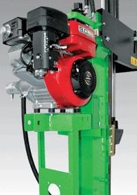 Malkų skaldyklė Forest SF170 su benzininiu varikliu