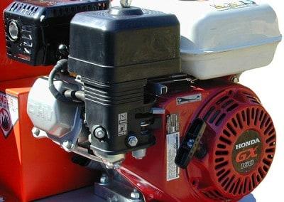 Šakų smulkintuvo BIO50 variklis