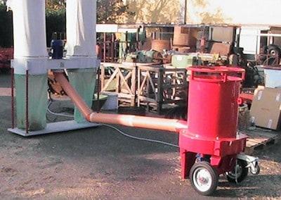 Šiaudų smulkintuvas malūnas TPF15 briketų gamybai