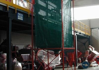 Šiaudų smulkintuvas malūnas TPF15 granulių gamybai