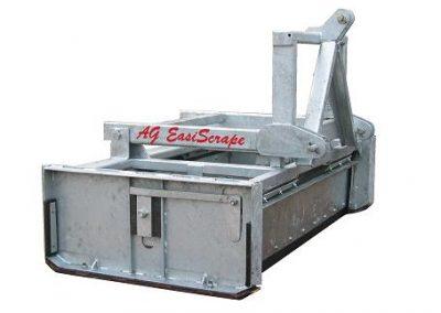 Skreperis AG EASISCRAPE sukurtas mėšlo valymui